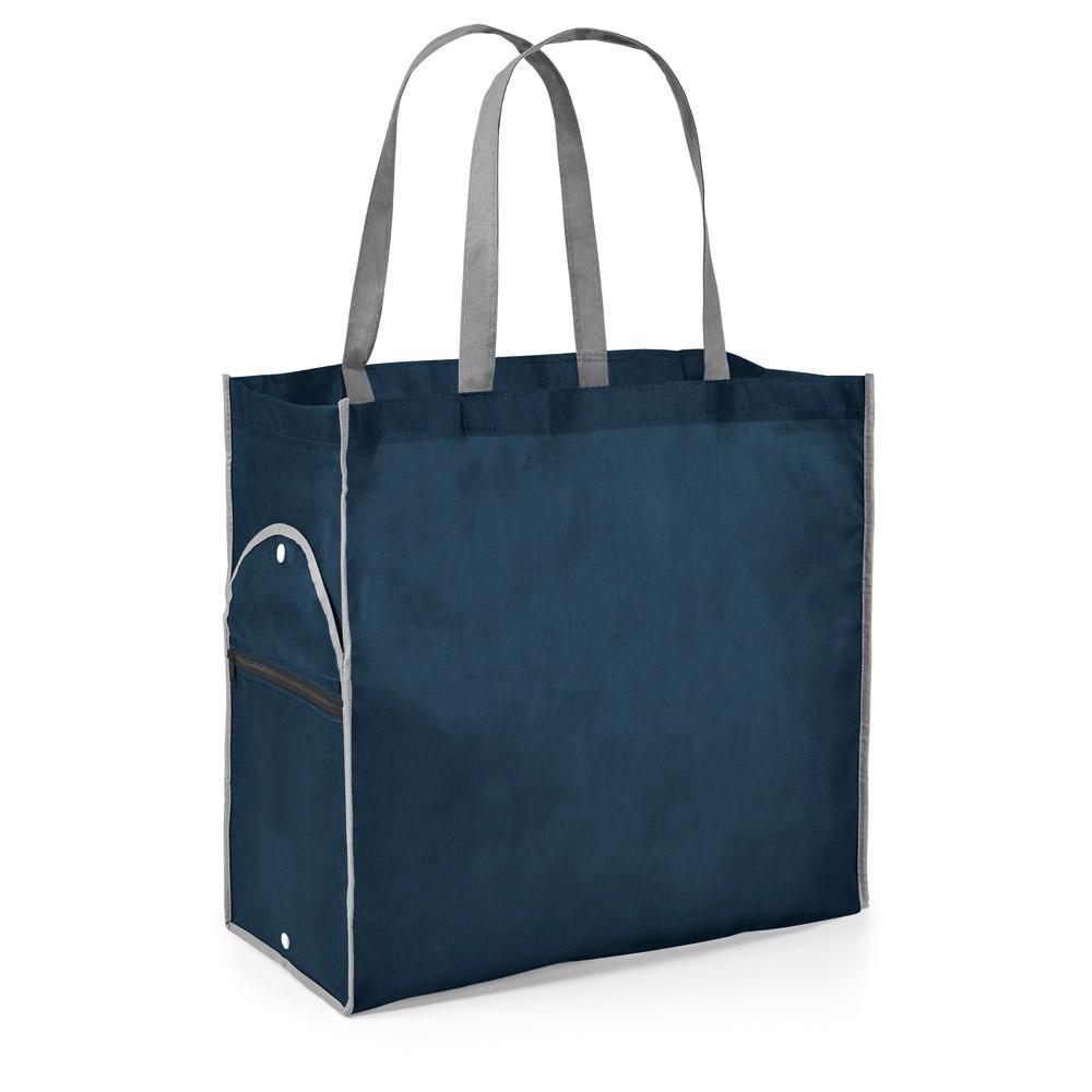 PERTINA. Skládací taška - Námořnická Modrá
