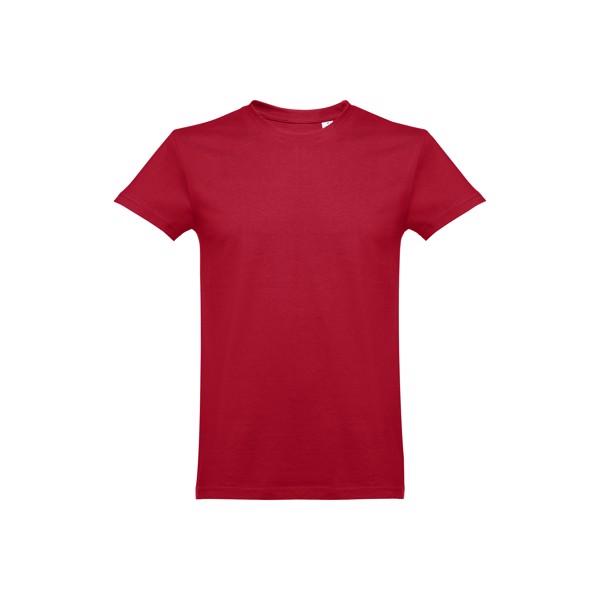 ANKARA. Pánské tričko - Bordó / S