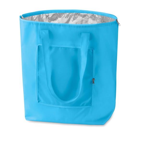 Skládací chladící taška Plicool - heaven blue