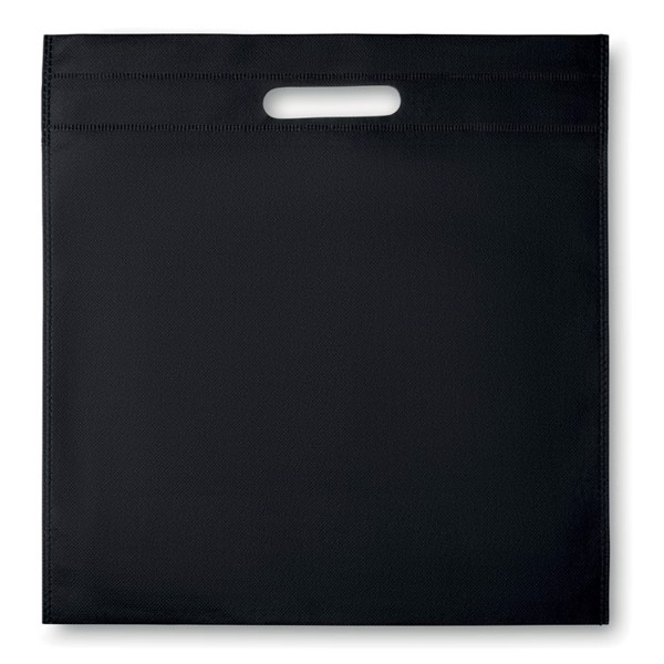 Nonwoven conference bag Goodie - Black