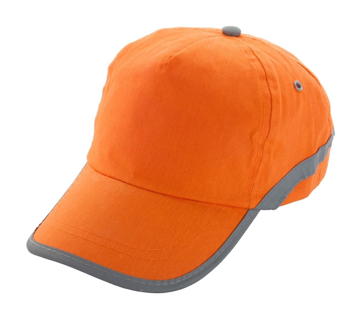 Baseballová Čepice Tarea - Oranžová