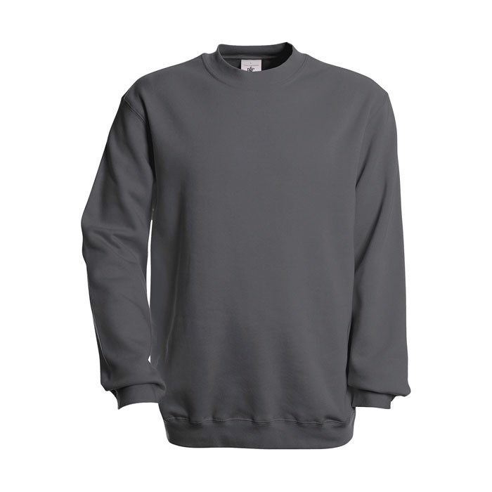 Sweatshirt Set In Sweatshirt - Grey Steel / L