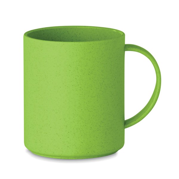 Bamboo/PP mug 300 ml Astoriamug - Lime