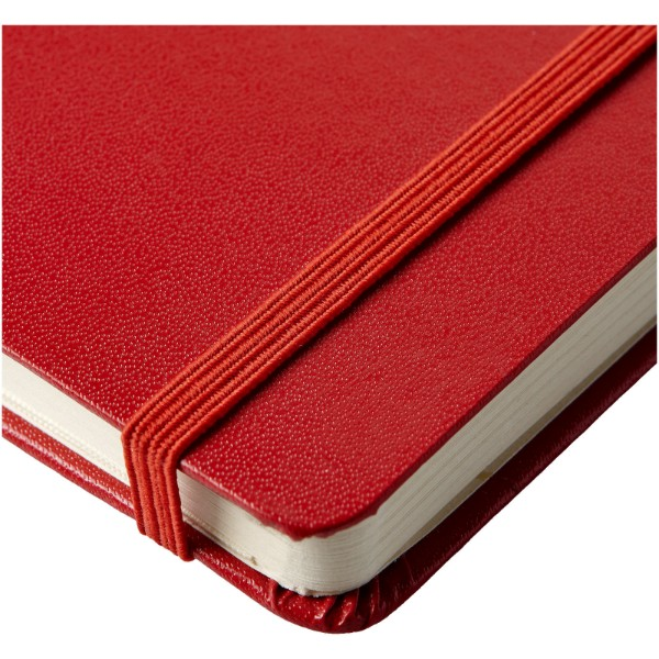 Classic A5 hard cover notebook - Red