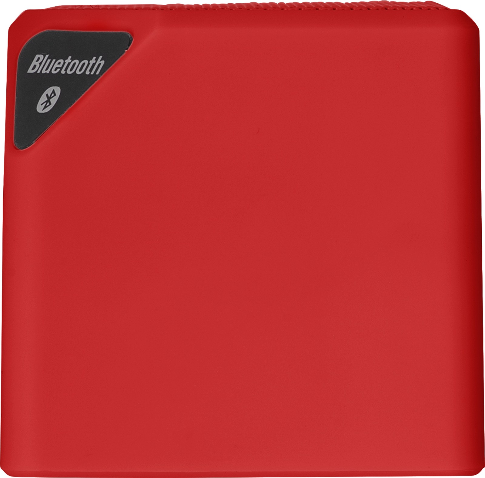 Plastic speaker featuring wireless technology - Red