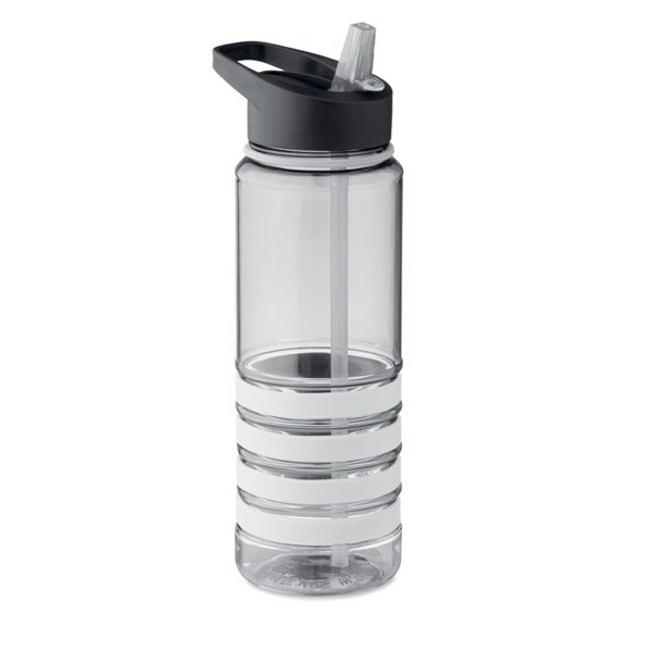 Tritan bottle 750ml Ringo - White