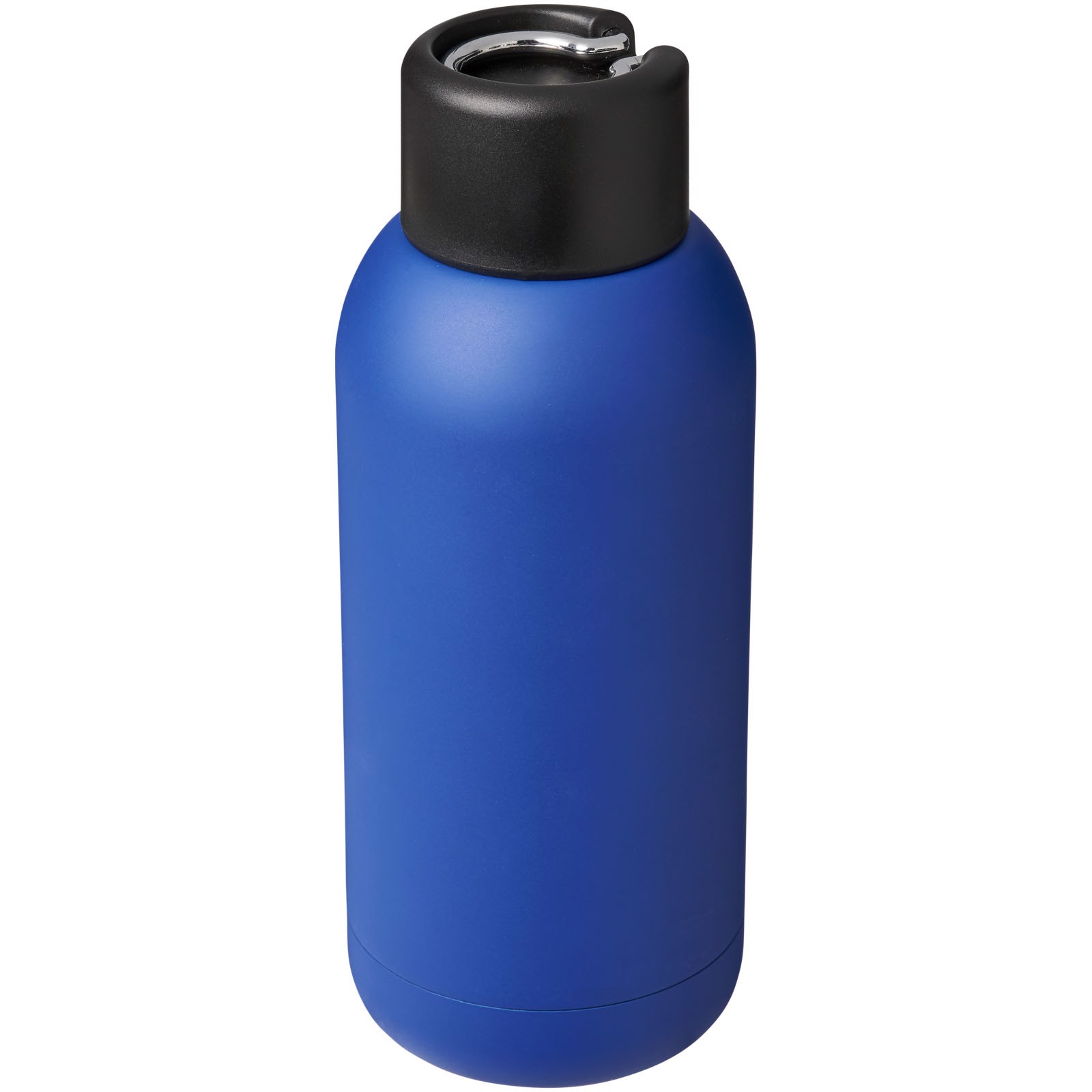 Brea 375 ml vacuum insulated sport bottle - Blue