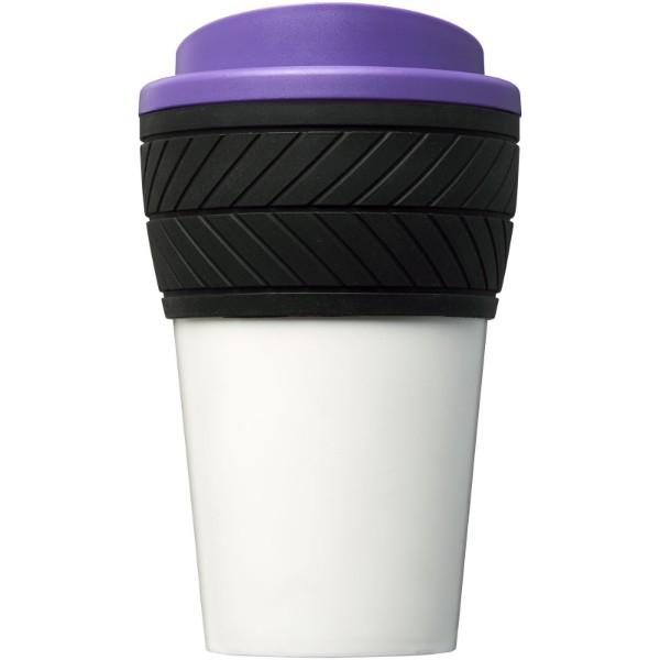 Termo hrnek Brite-Americano® pneumatika 350 ml - Purpurová