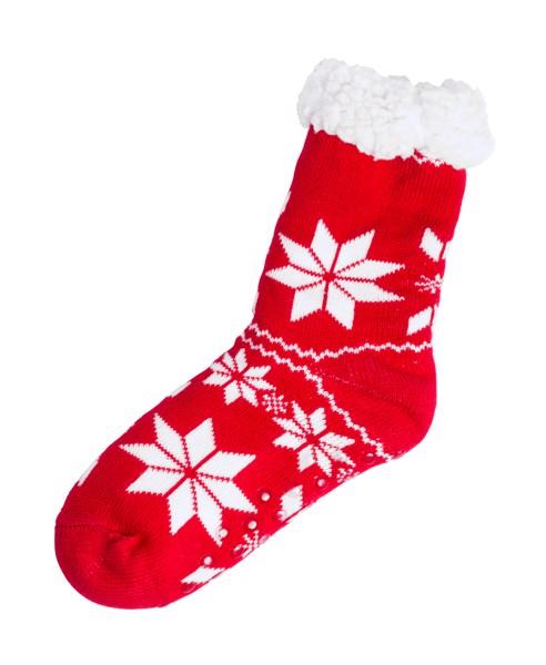 Božične nogavice Camiz - Red