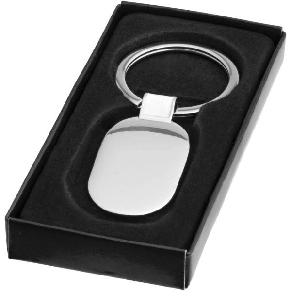 Barto ovaler Schlüsselanhänger