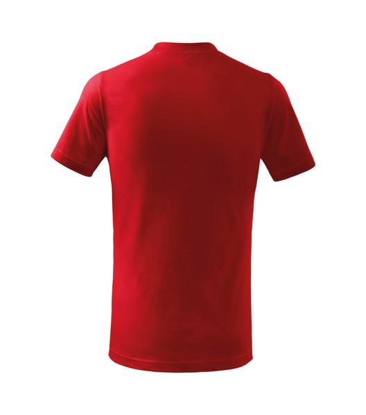 T-shirt Kids Malfini Classic - Red / 8 years