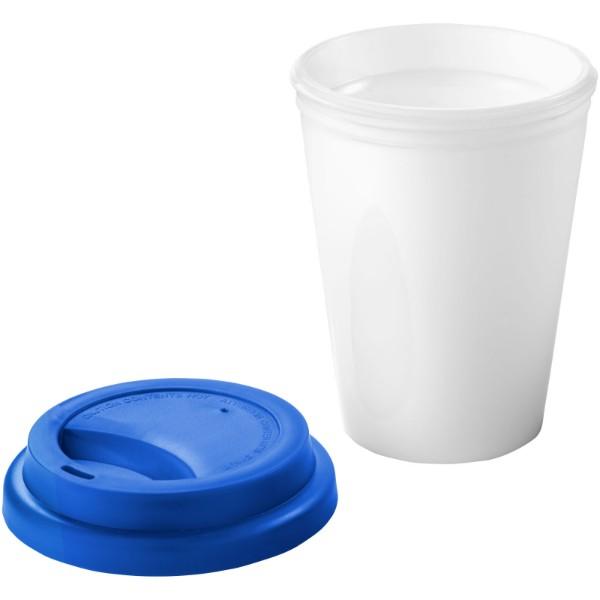 """Vaso isotérmico """"Zamzam"""" - Blanco / Azul Real"""