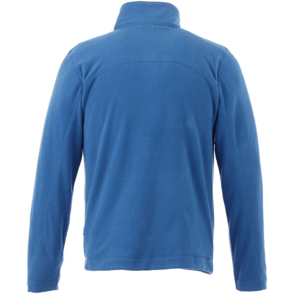 Pitch mikroflísová bunda - Nebeská modrá / 3XL