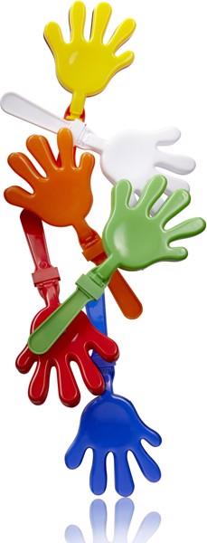 PP hand clapper - Light Green