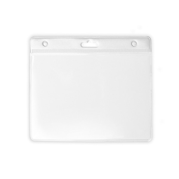 Id Badge Alter - White
