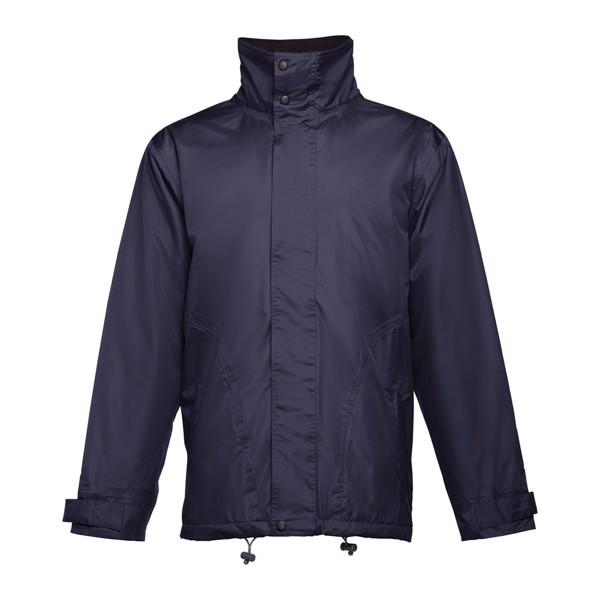 THC LIUBLIANA. Unisex fleecová bunda - Námořnická Modrá / M
