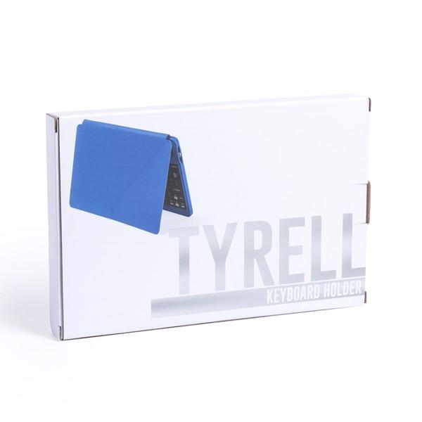 Teclado Soporte Tyrell - Blanco
