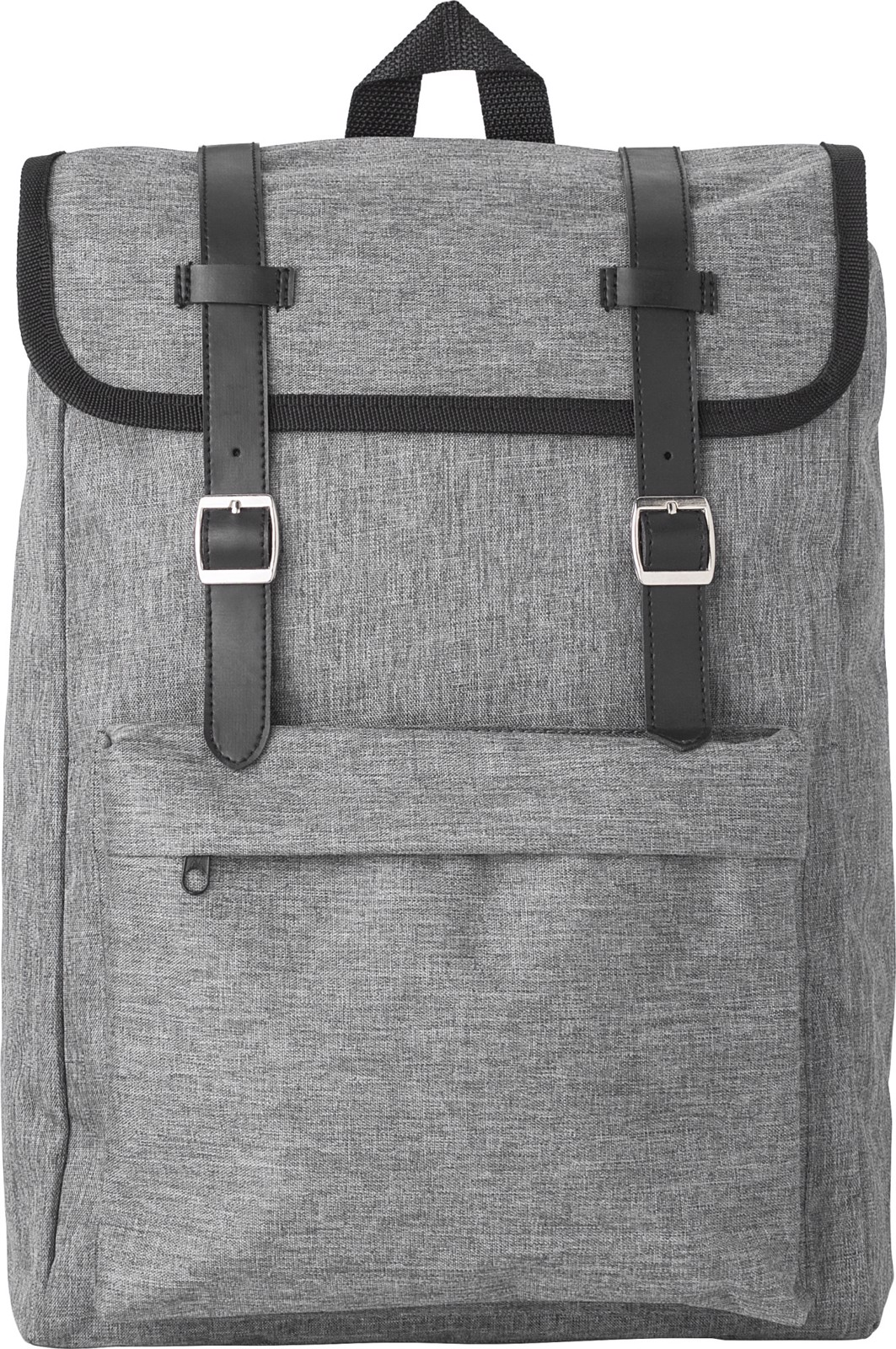 Polyester (210D) backpack - Grey