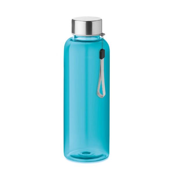 Butelka z tritanu 500ml Utah - przezroczysty niebieski