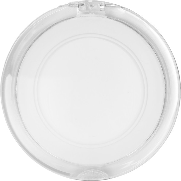 PS pocket mirror - White