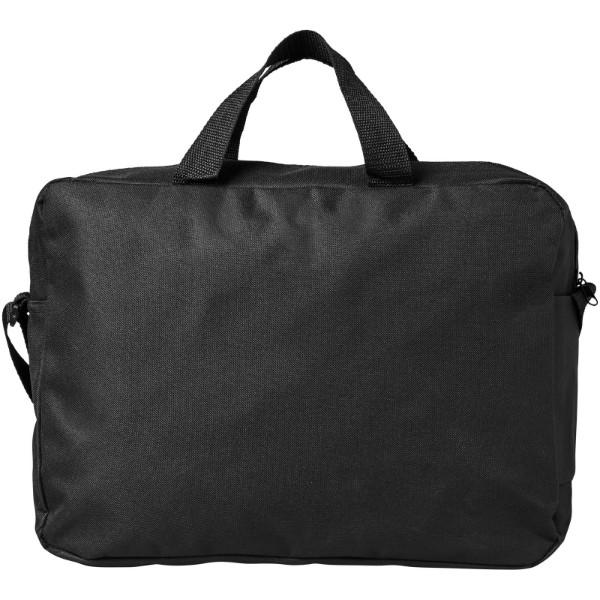 Konferenční taška Chicago - Černá / Modrá