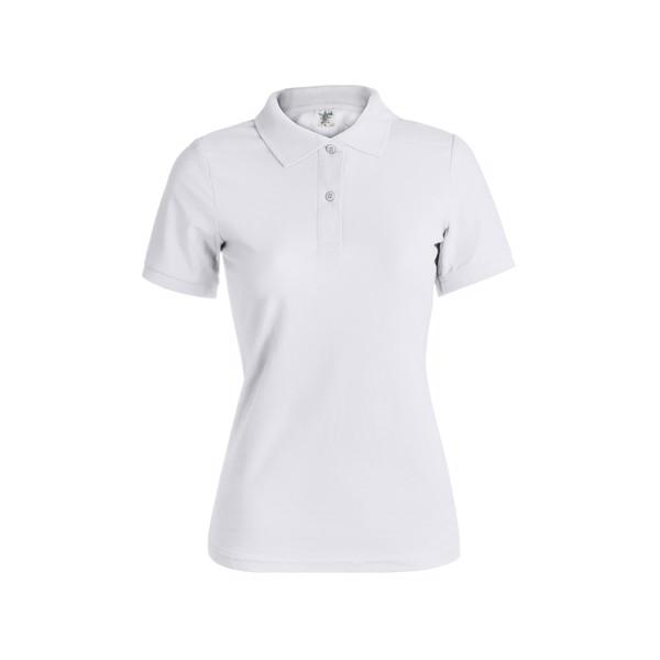"""Polo Mujer Blanco """"keya"""" WPS180 - Blanco / XXL"""