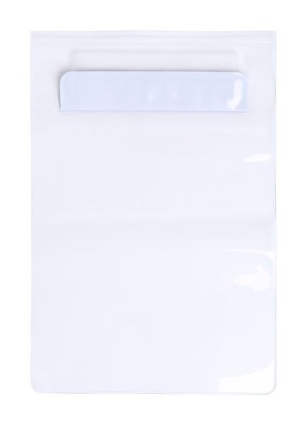 Voděodolný Obal Na Tablet Kirot - Bílá / Průhledná