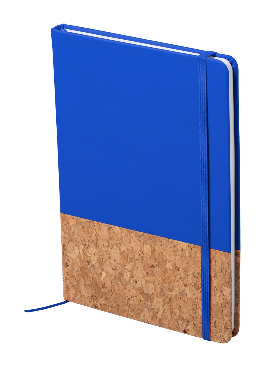 Blok Bluster - Modrá / Přírodní