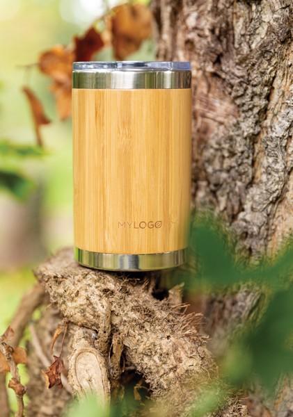 Bambusz kávéspohár