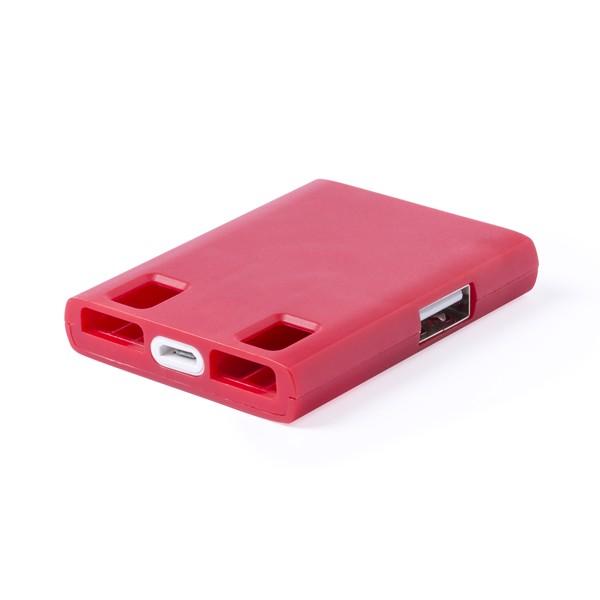 Puerto USB Yurian - Blanco