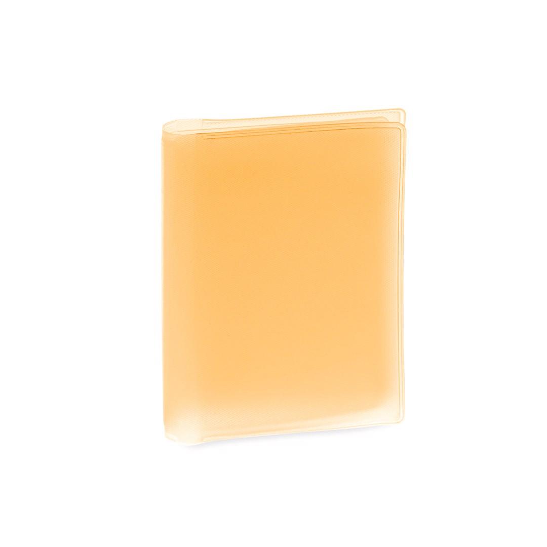 Tarjetero Mitux - Naranja