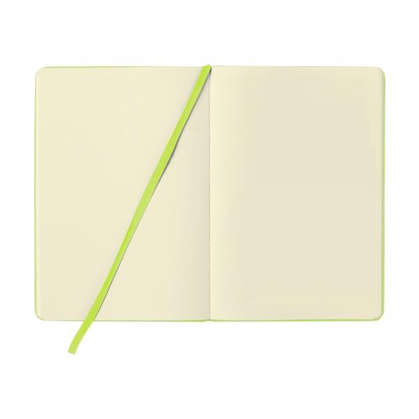 BudgetNote A5 Blanc - Lime