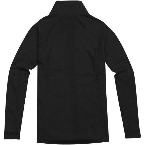 Dámská mikina Rixford na zip - Černá / L