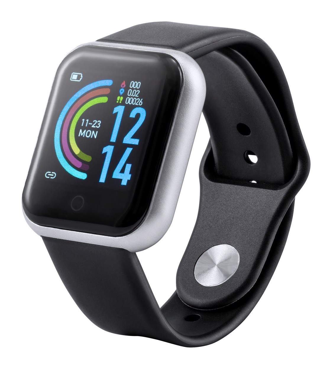 Smart Watch Simont - Black