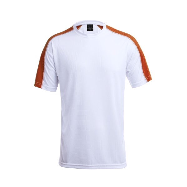 T-Shirt Adulto Tecnic Dinamic Comby - Orange / XXL