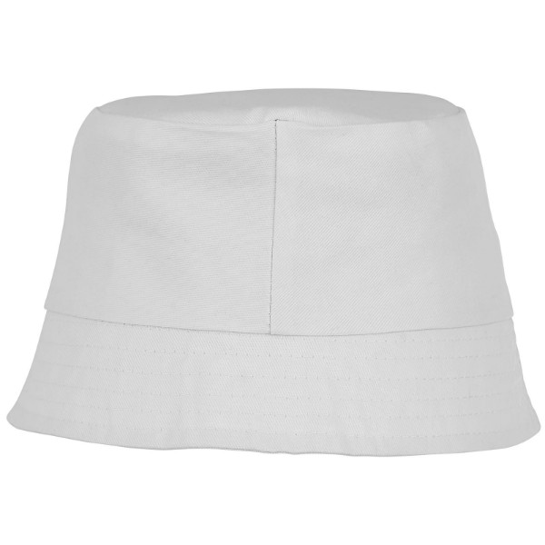 Solaris kids sun hat - White