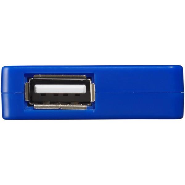 Rozbočovač USB Brick USB - Světle modrá