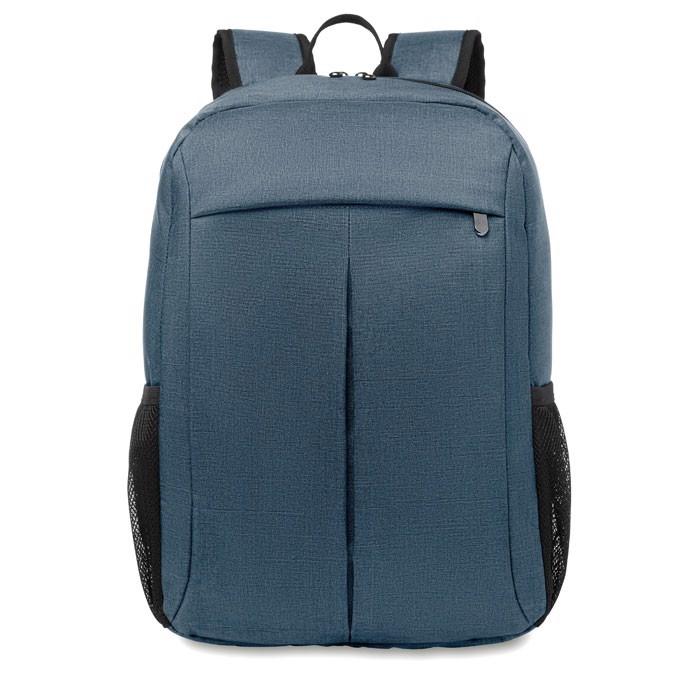 Backpack in 360d polyester Stockholm Bag - Blue