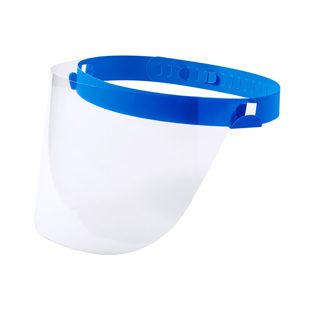 Pantalla Facial Niño Tundex - Azul