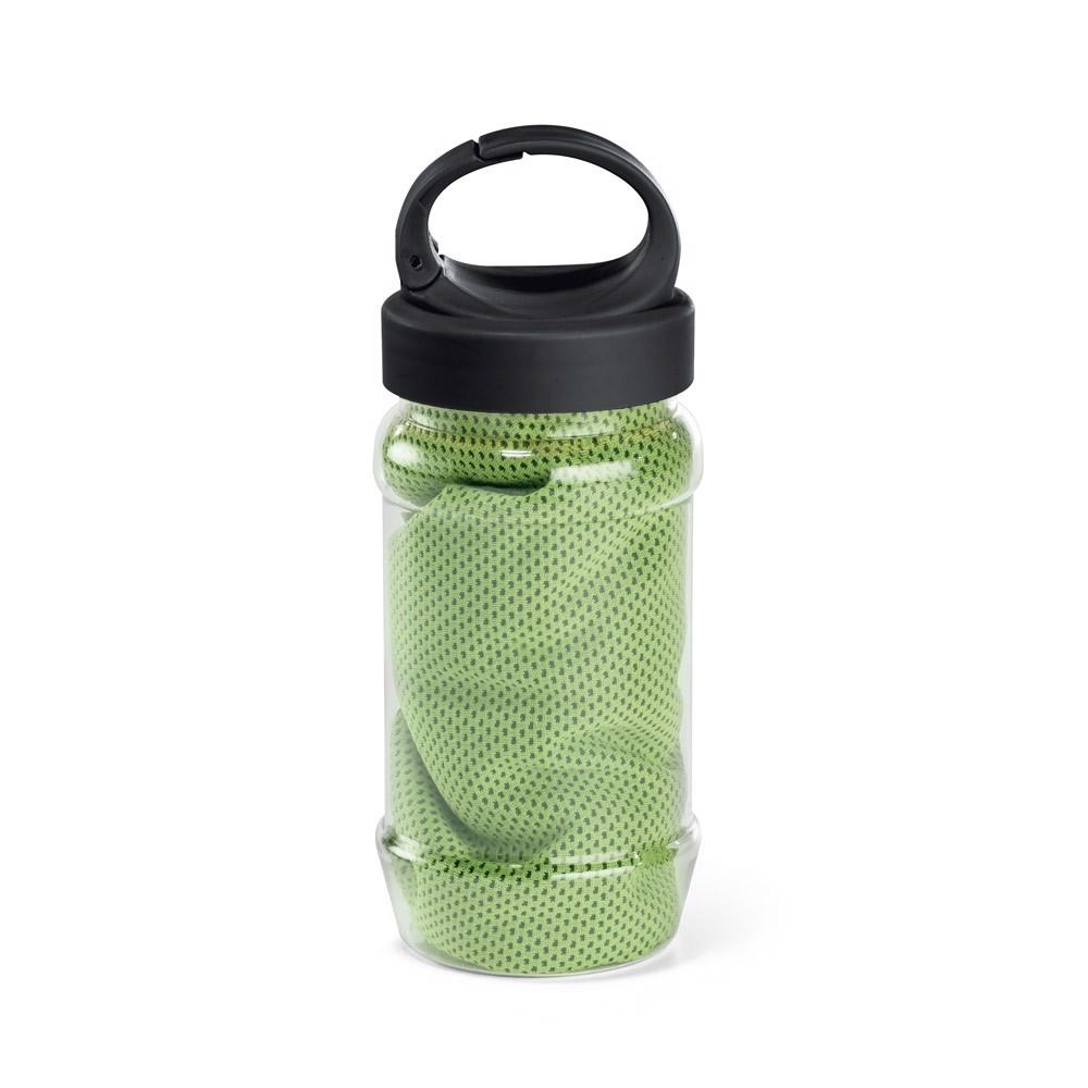 JULES. Sportovní ručník - Světle Zelená