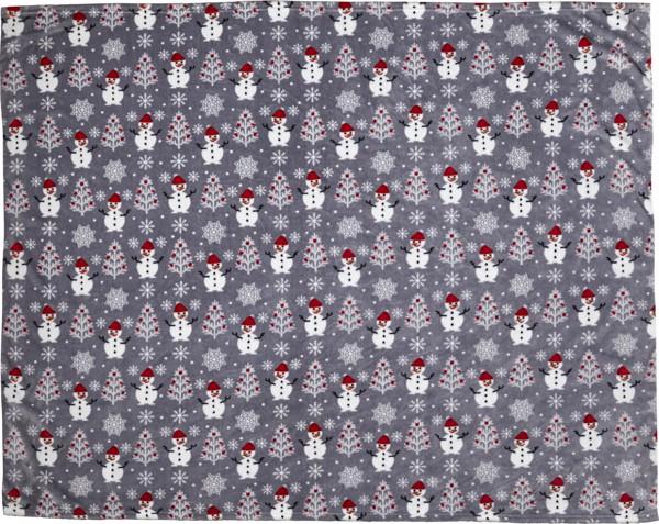 Polyester (260 gr/m²) blanket - Grey