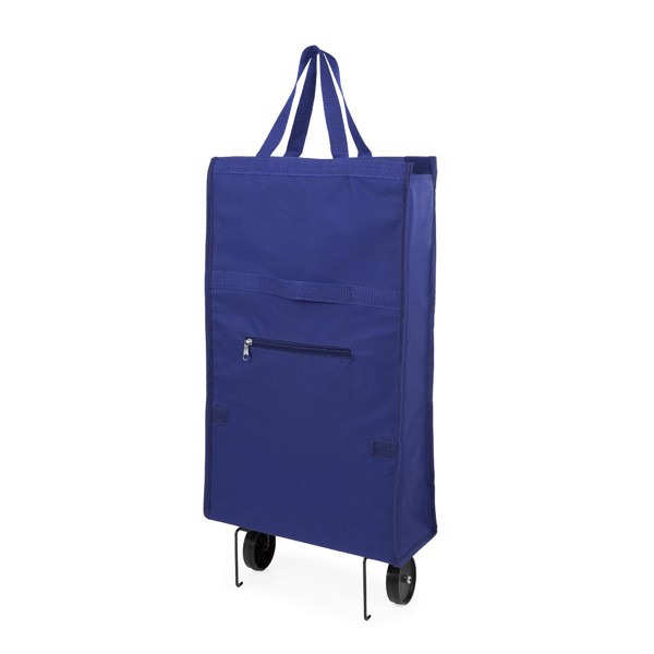 Shopping Trolley Fasty - Navy Blue