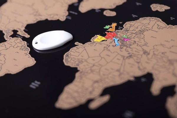 Mapa Palsy