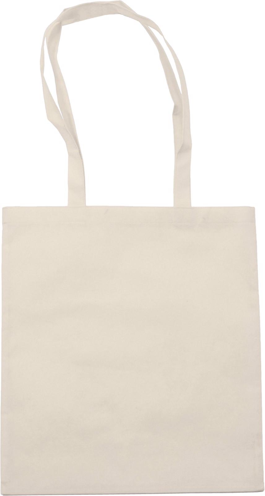 Nonwoven (80 gr/m²) shopping bag - Khaki