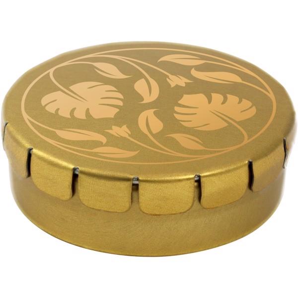 Clic clac přírodní mentolky - Zlatá