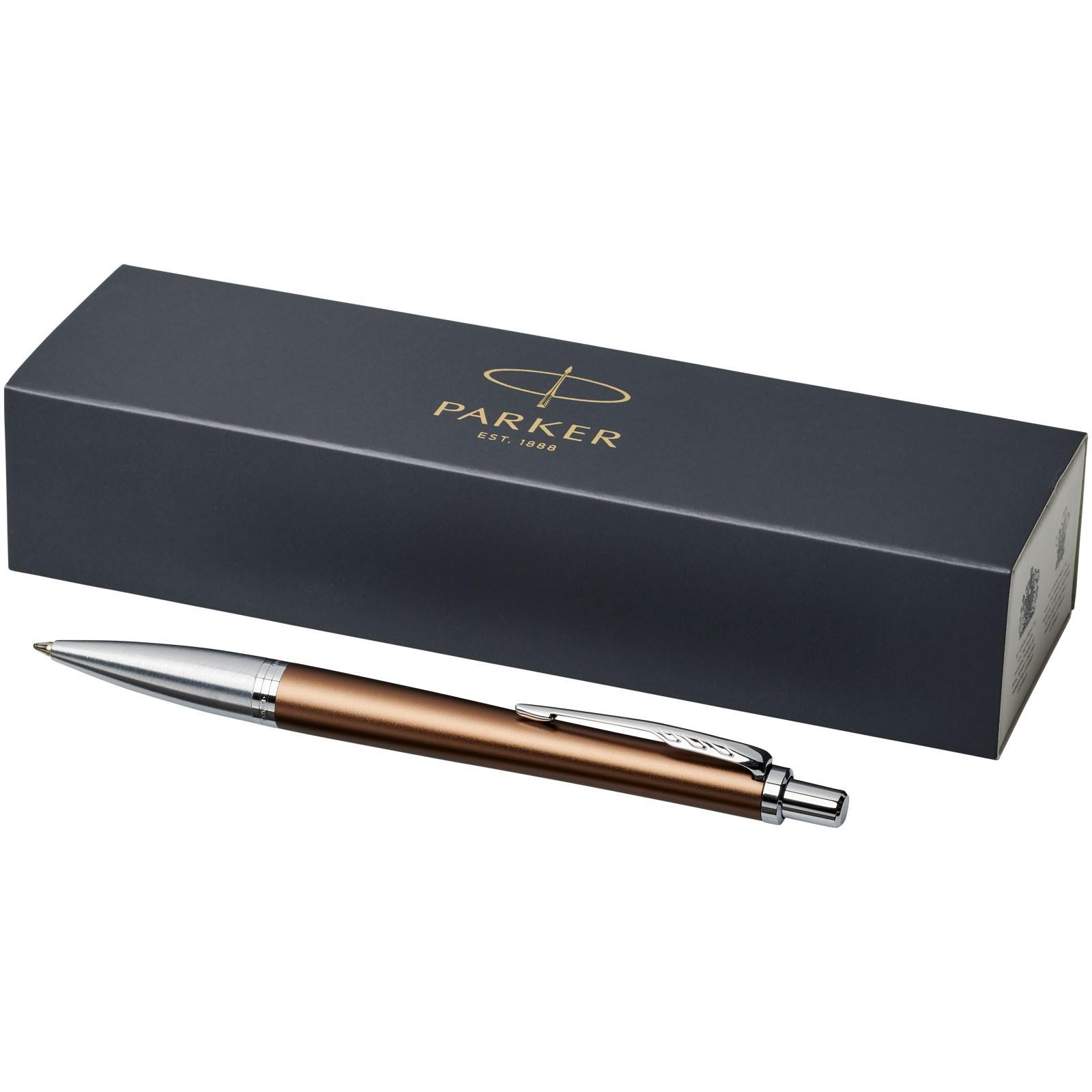 Urban Premium ballpoint pen - Orange / Silver