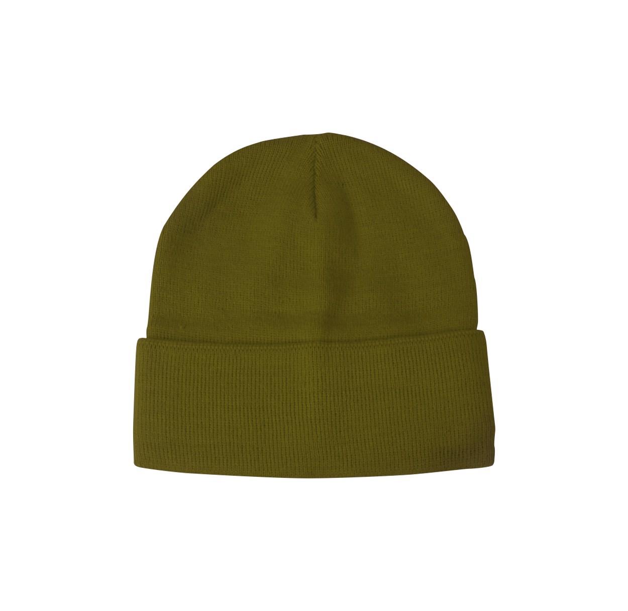 Zimní Čepice Lana - Zelená