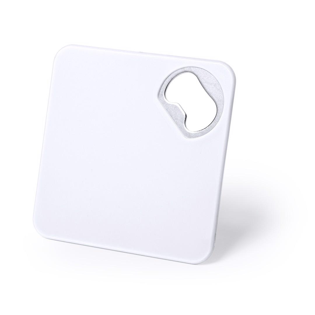 Opener Coaster Olmux - White