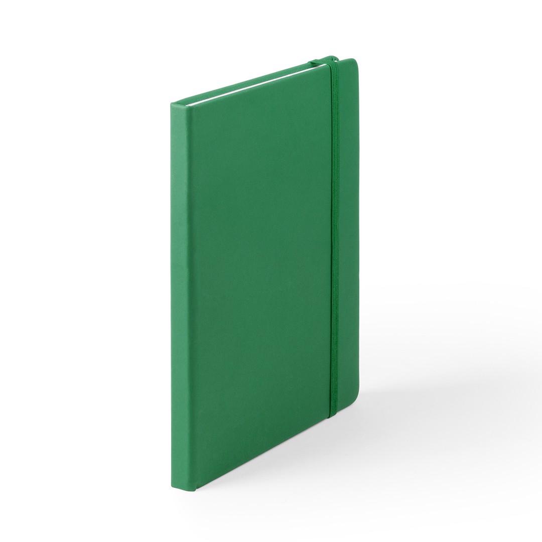 Bloc Notas Ciluxlin - Verde
