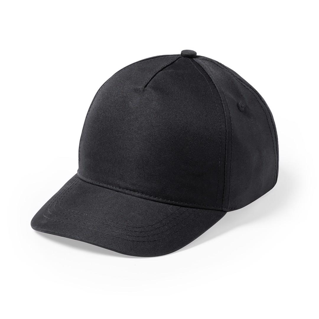 Gorra Krox - Negro